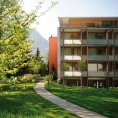 Hotel Artos Haus Siesta, Interlaken, Architekt: Beat Nievergelt