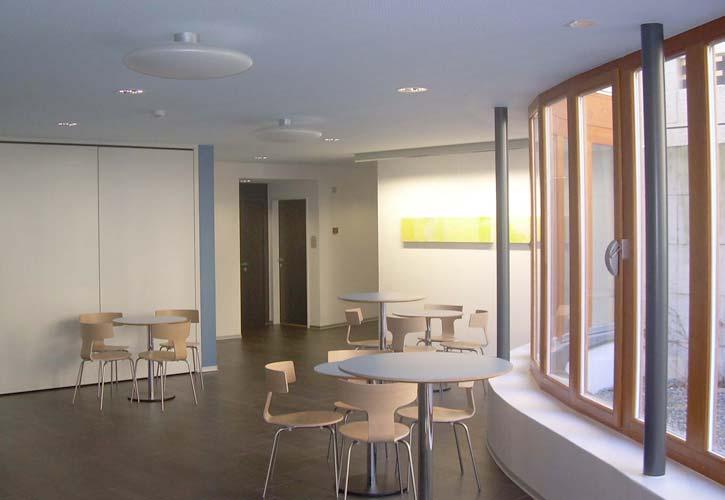 Erweiterung Hotel Artos Haus Siesta Interlaken Nievergelt Architekt